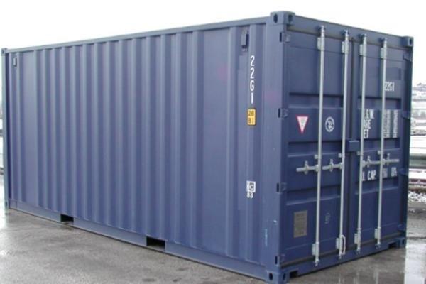Container per navi cargo