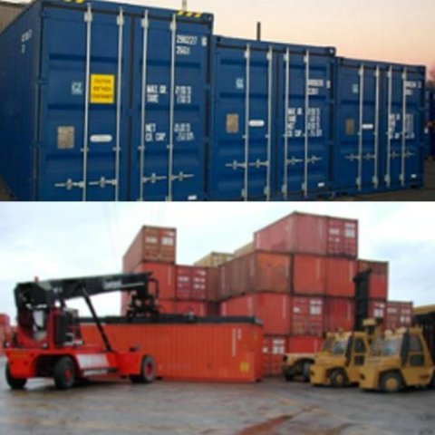 Movimentazione containers