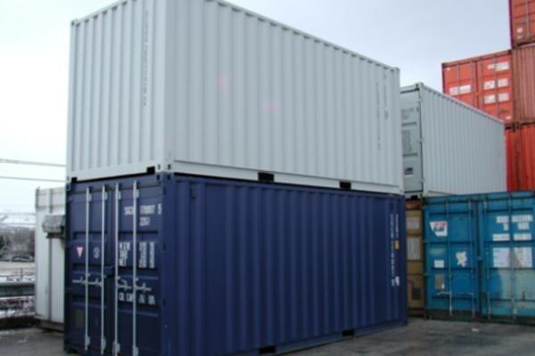Container civili