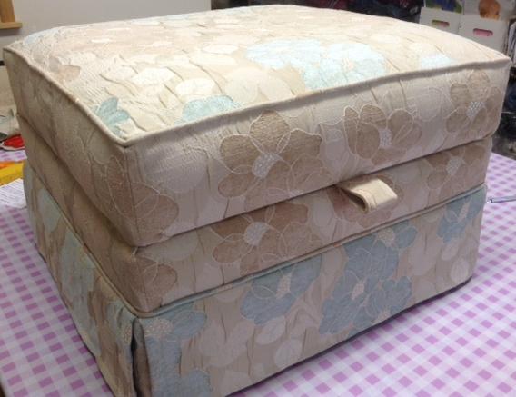 Wide choice of soft furnishings