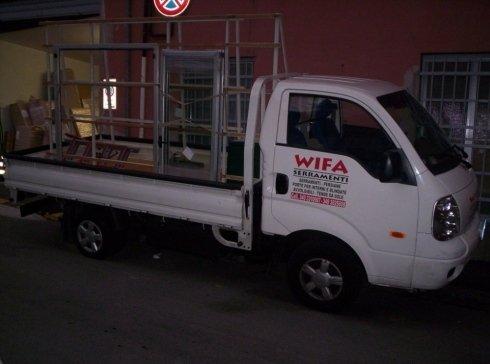furgone aziendale