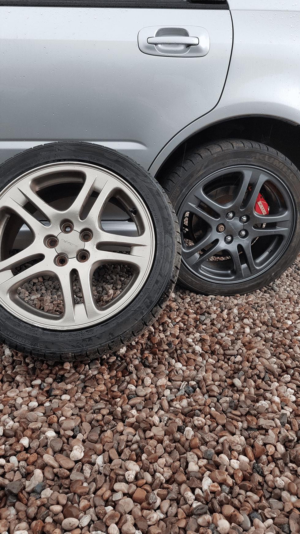 alloy wheel repairs