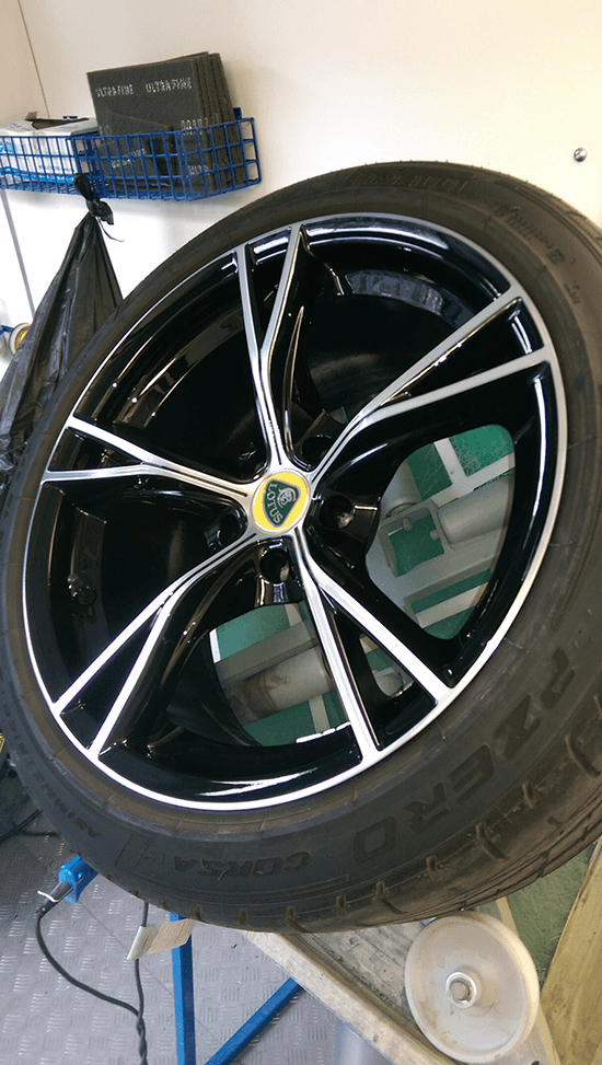 alloy wheel specialists