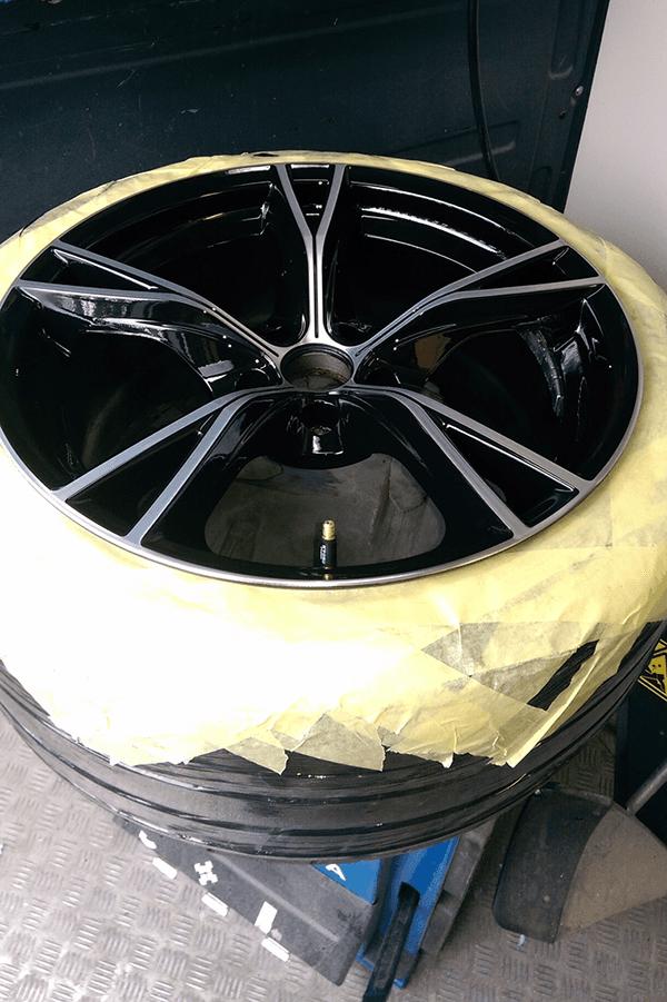 alloy wheel maintenance
