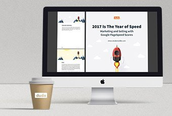 sales collateral - how to market pagespeed