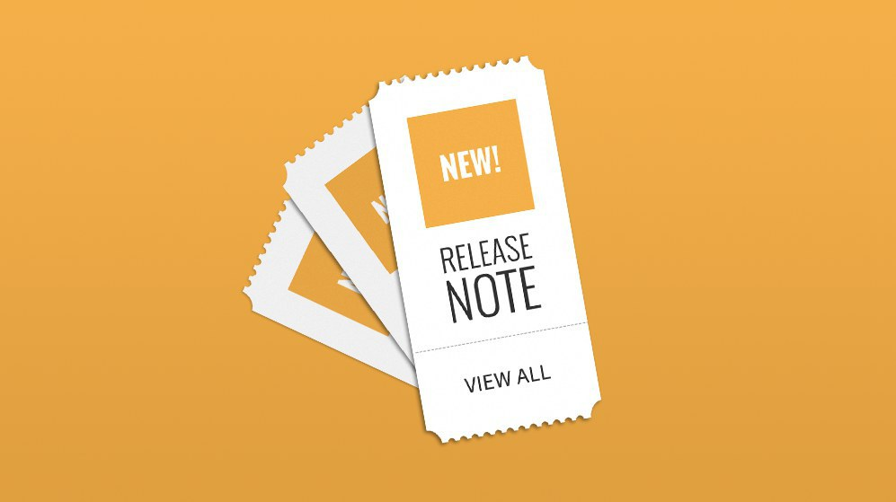 Release Note - View All