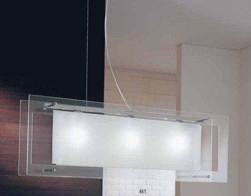 lampada sospensione in vetro