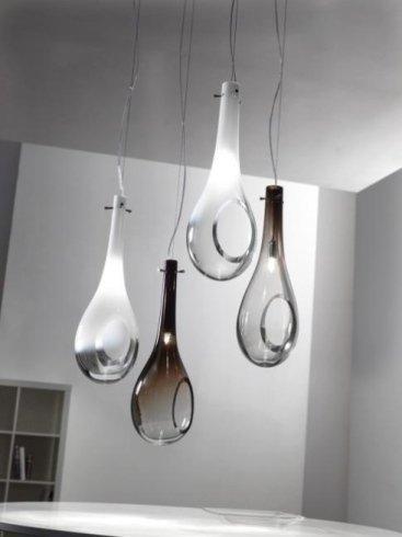 lampade di vetro a goccia