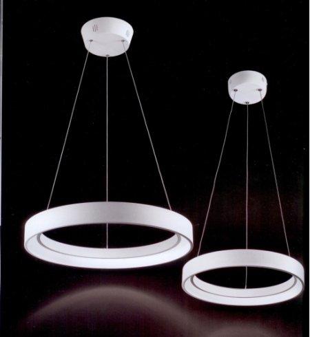 lampade con cerchi