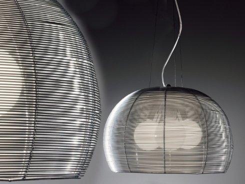 lampada semicircolare