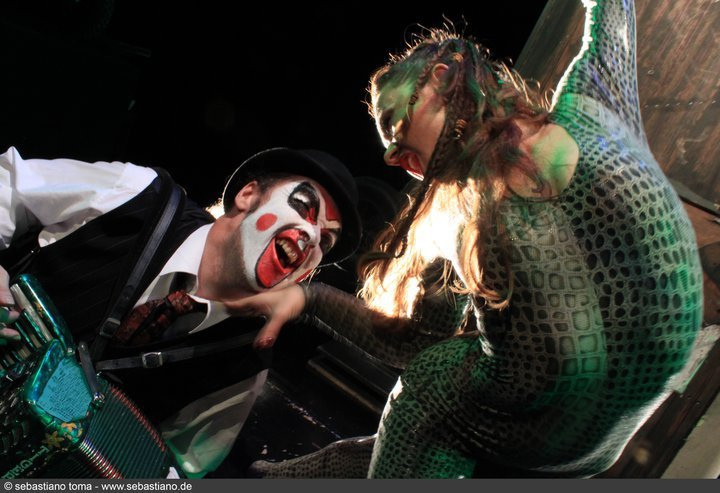 Tiger Lillies Freakshow by Sebastiano Toma