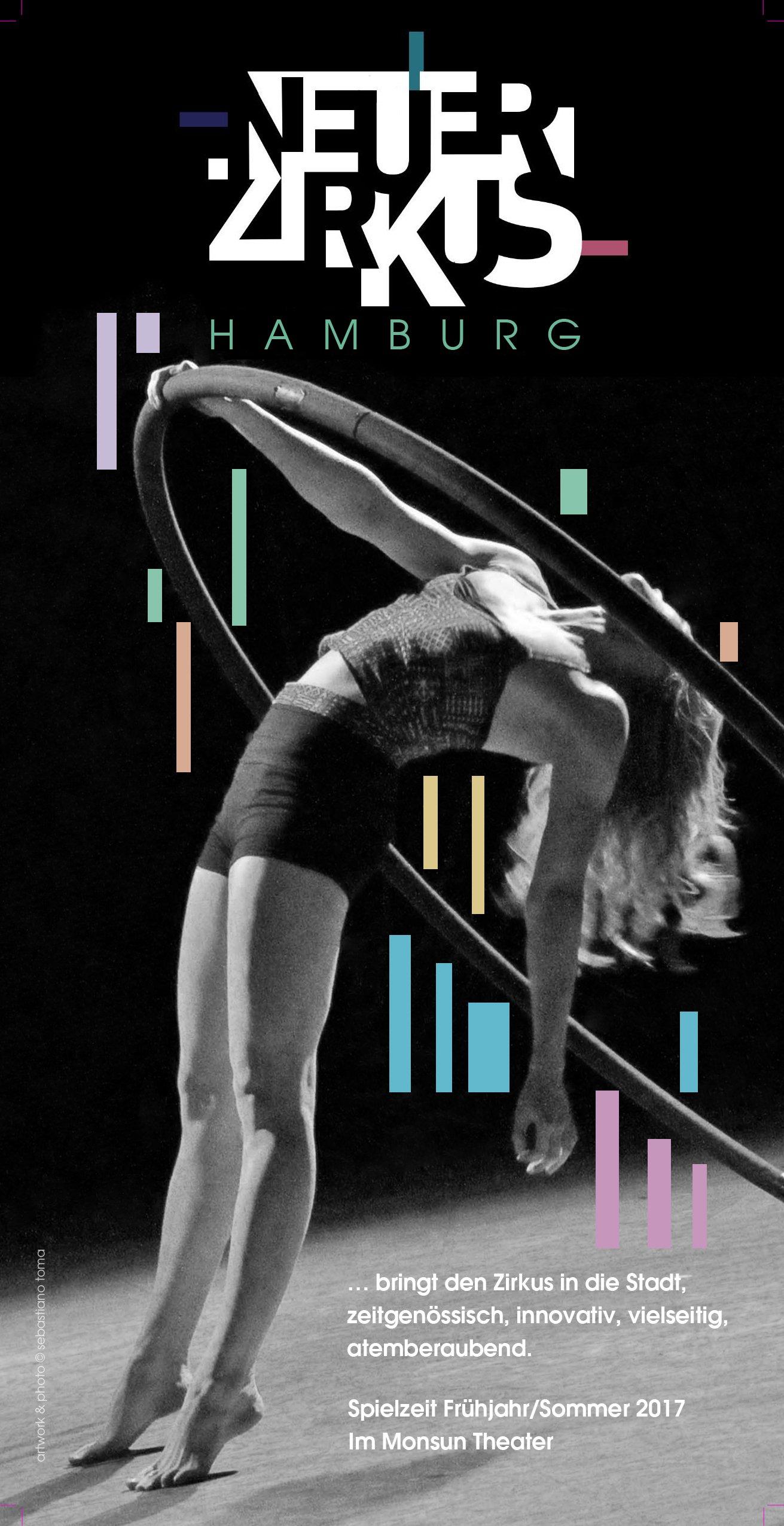 Neuer Circus Hamburg, Sebastiano Toma,