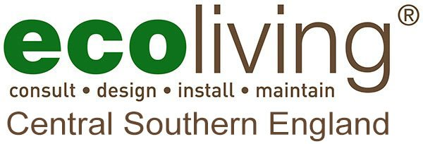 Ecoliving - Central Southern England Logo