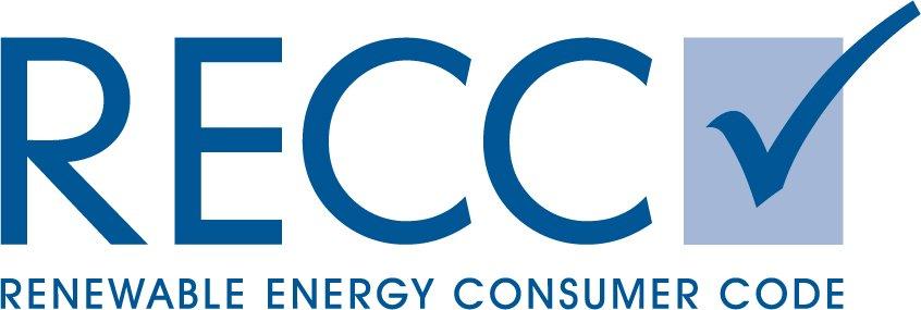 Reccy Renewable Energy Consumer Code icon