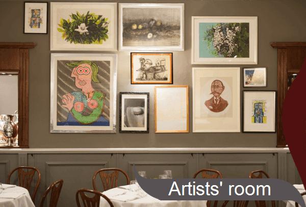 Artists' Room