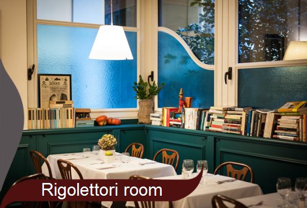 Rigolettori Room