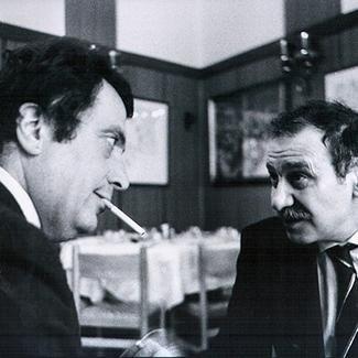 Maurizio Clerici e Mino Durand