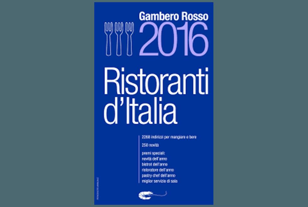 Ristoranti Gambero Rosso 2016