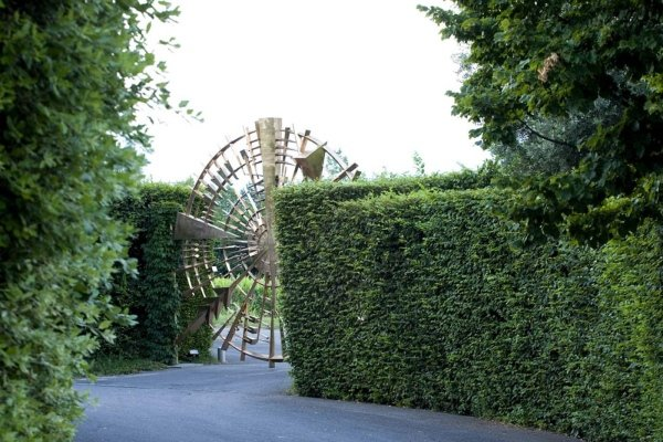 Cancello Solare Ca del Bosco