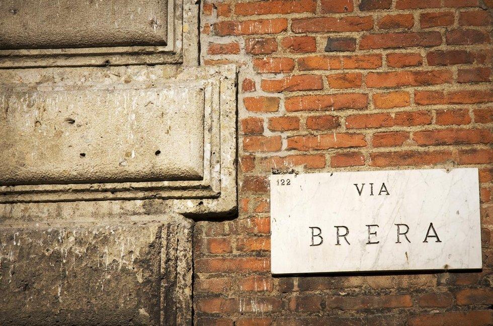 Via Brera