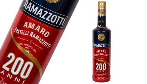 Amaro Ramazzotti 200 anni