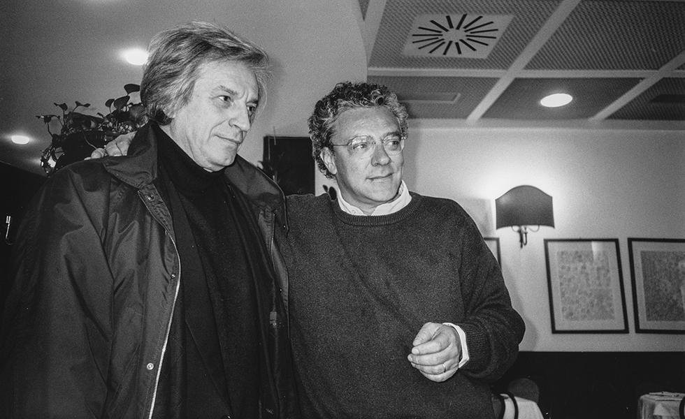 Antonio Ferrari e Francesco Cevasco