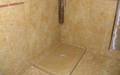 rivestimento doccia marmo potenza