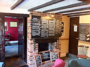 Restaurant - Food and Drink - Bluebell Inn - Lincolnshire