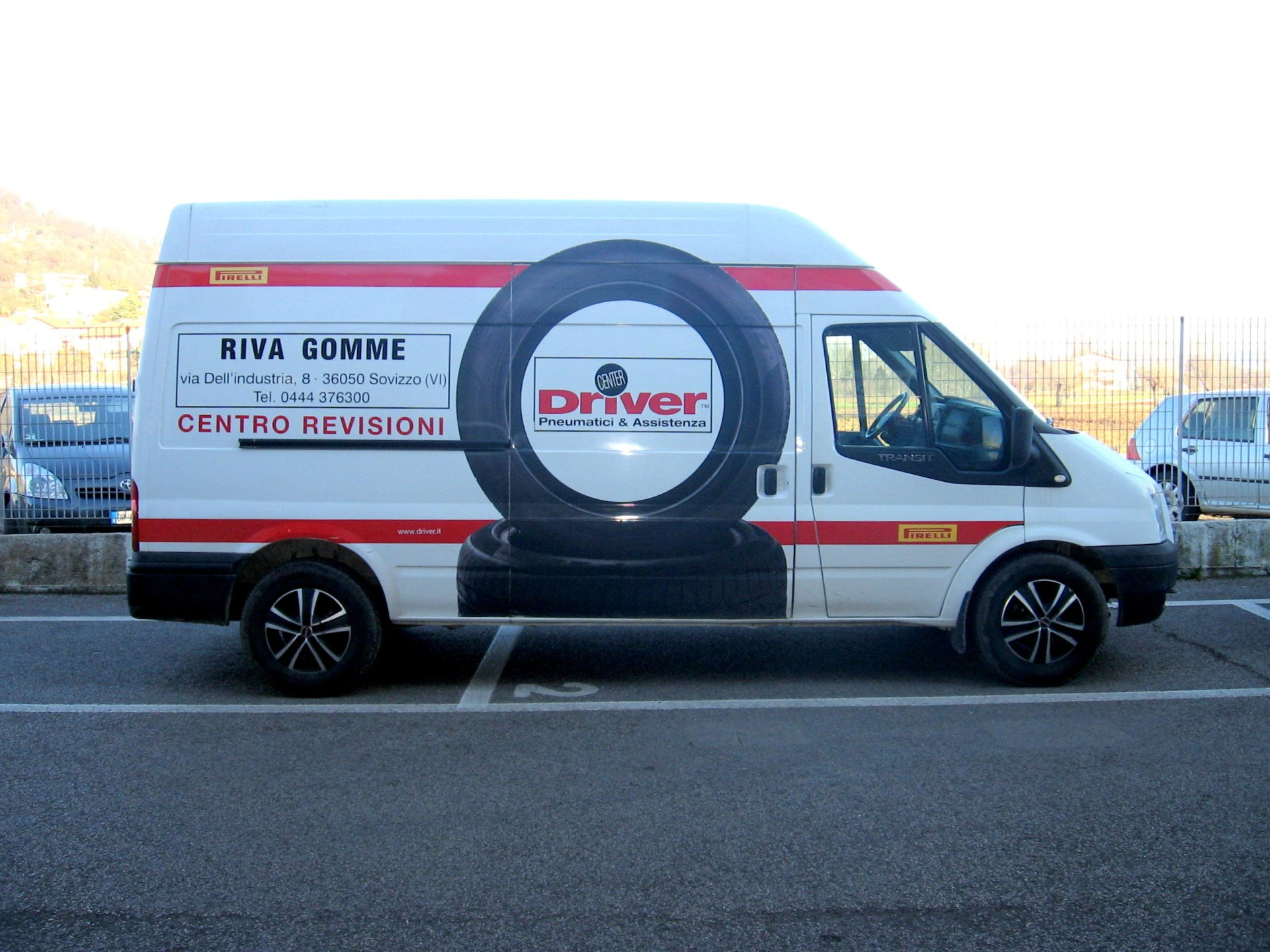 Riva gomme