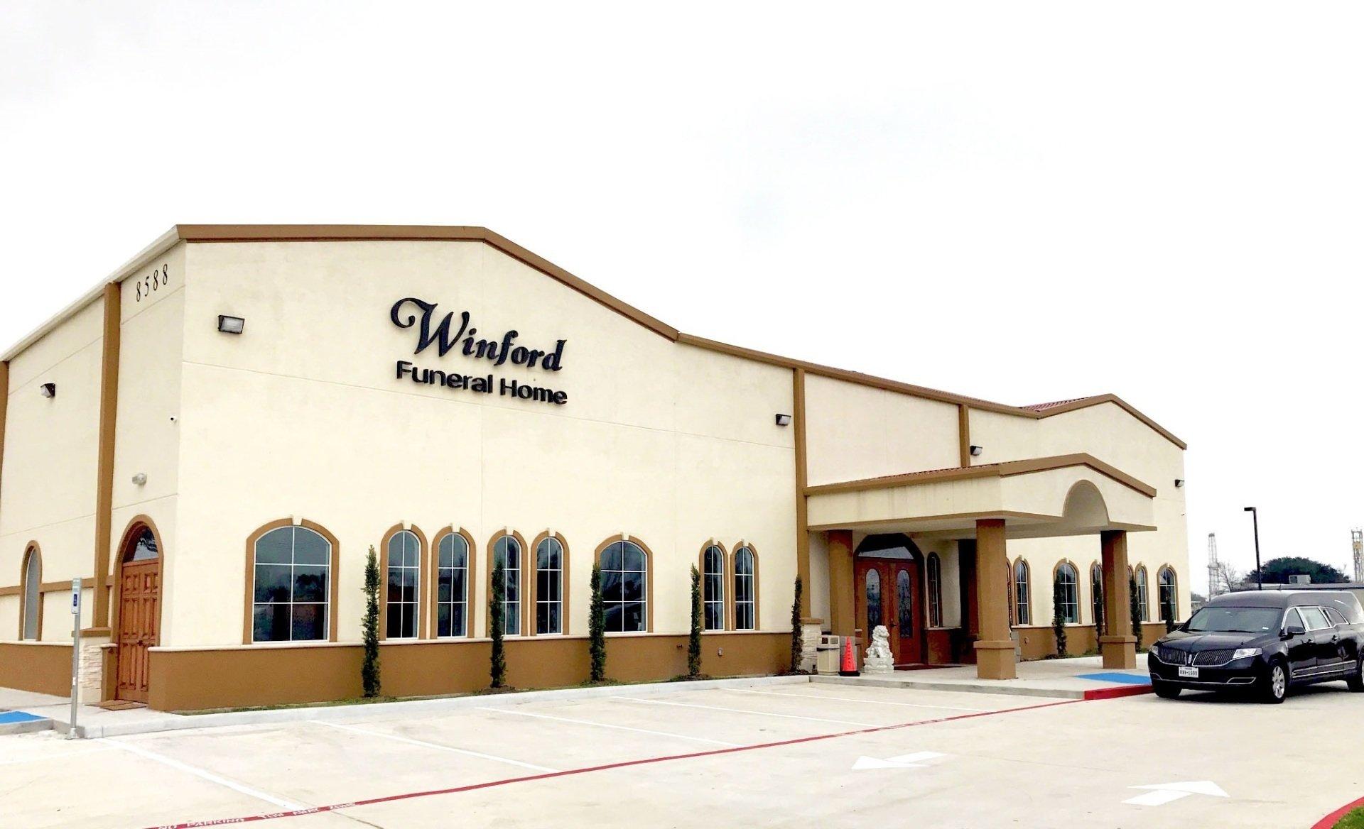 Winford Funerals | Houston, TX