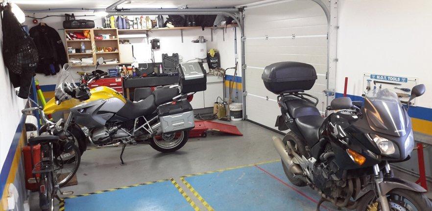 Car and bike testing