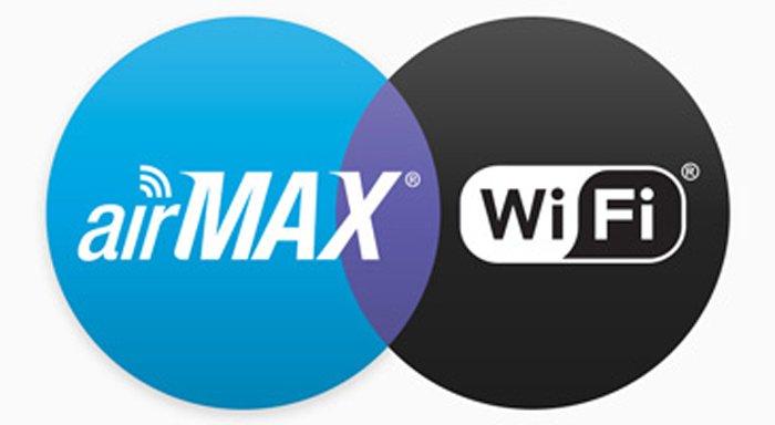 logo del wifi airmax