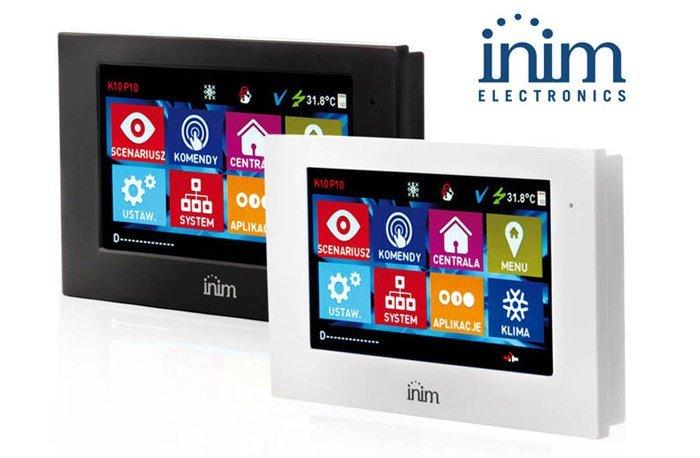 monitor INIM ELECTRONICS