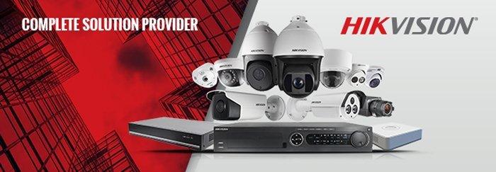 immagine promozionale dispositivi elettronici Hikvision