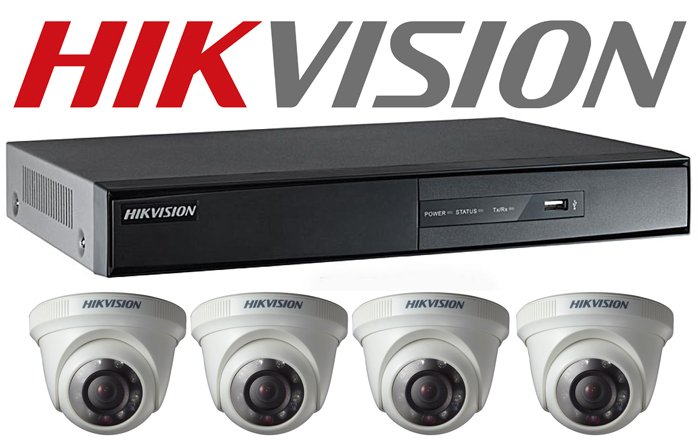 Hikvision DVR, Videoregistratore digitale
