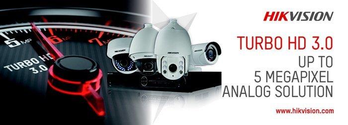 volantino di Hikvision turbo HD 3.0