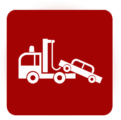 Small Vehicle Towing Icon