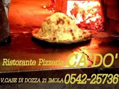 Pizza con impasto al kamut