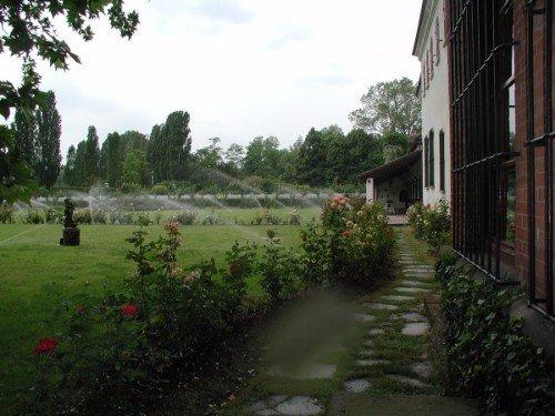Sistemi di irrigazione a corto raggio