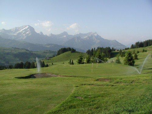 Impianti di irrigazione per campo da golf