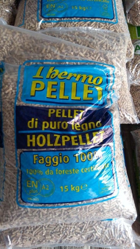 Thermo pellet