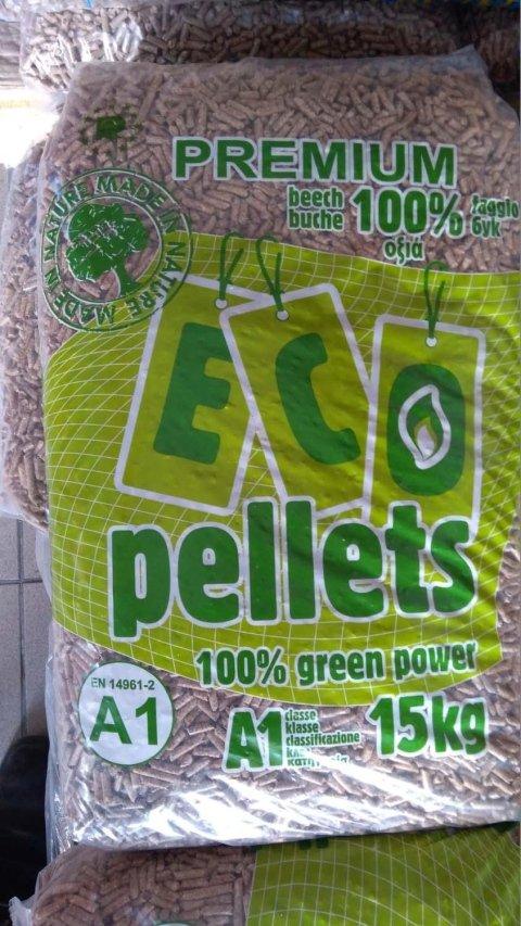 Eco pellet premium