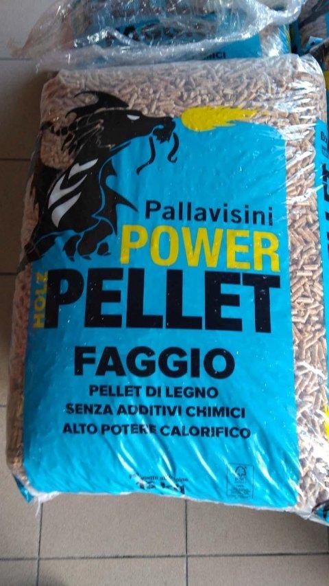 offerta power pellet