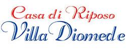 CASA DI RIPOSO VILLA DIOMEDE-Logo