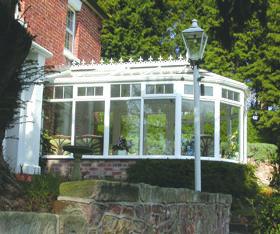 uPVC doors - Fleet, Hampshire - The Fascia Company - Conservatory uPVC