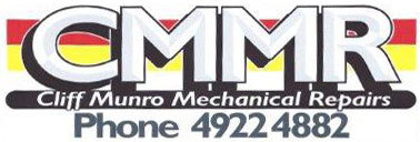 Cliff Munro Mechanical Repairs logo