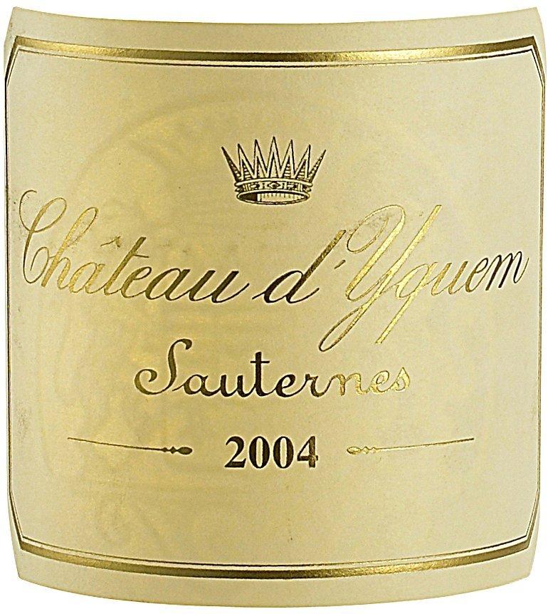 Vino Chateau d'Yquem