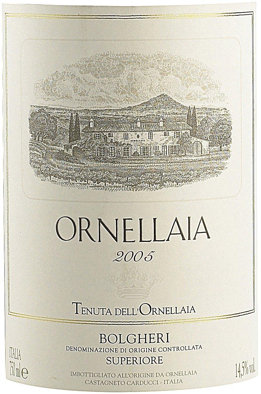 Vino Ornellaia