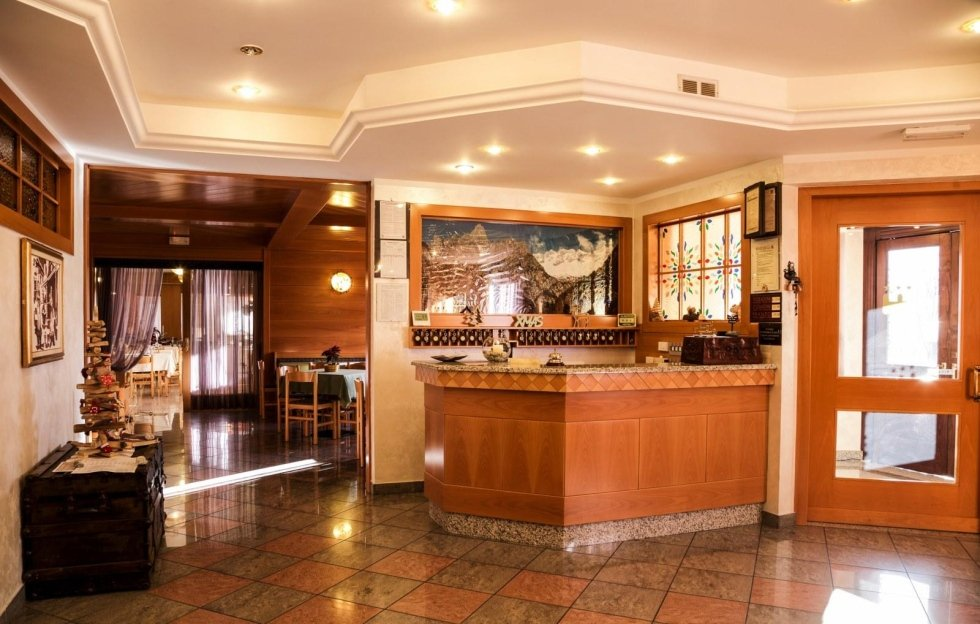 hotel rustichella hall