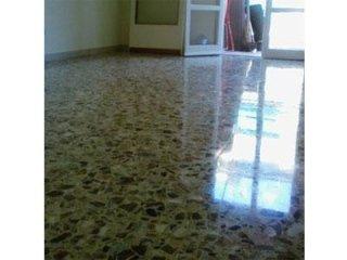 Cristallizzazione pavimento granito